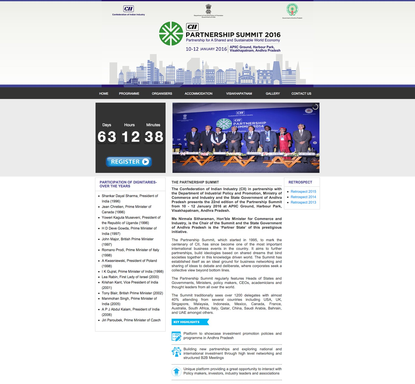 CII Agritechnology Summit