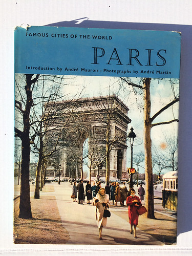 Famous Cities of the World: Paris