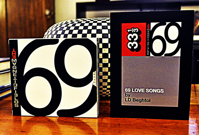 Header of 69 love songs