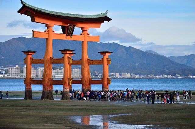 厳島神社 Itsukushima Shrine