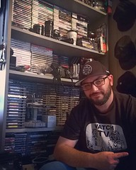 What's good! #videogames #collections #nintendo #sega #retro #retrogaming #retrocollective #glasses #beards #shirtking #theylive