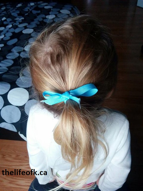 Haircut Bow
