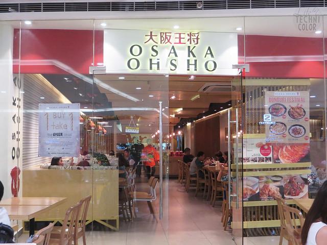 Osaka Ohsho