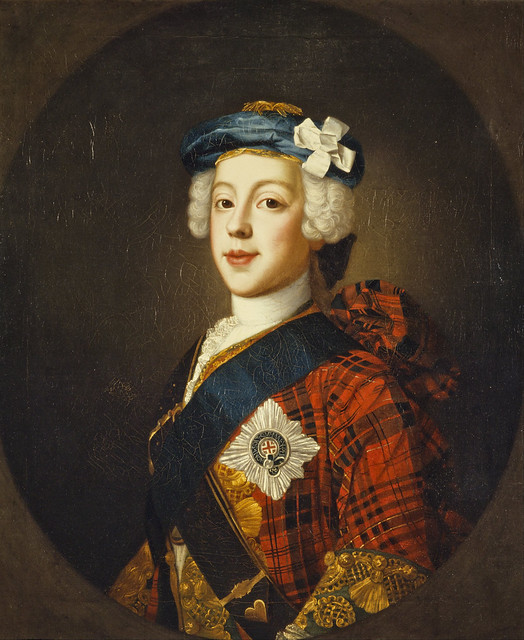 William Mosman - Prince Charles Edward Stuart