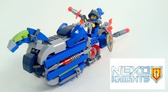 Nexo Knights Speeder