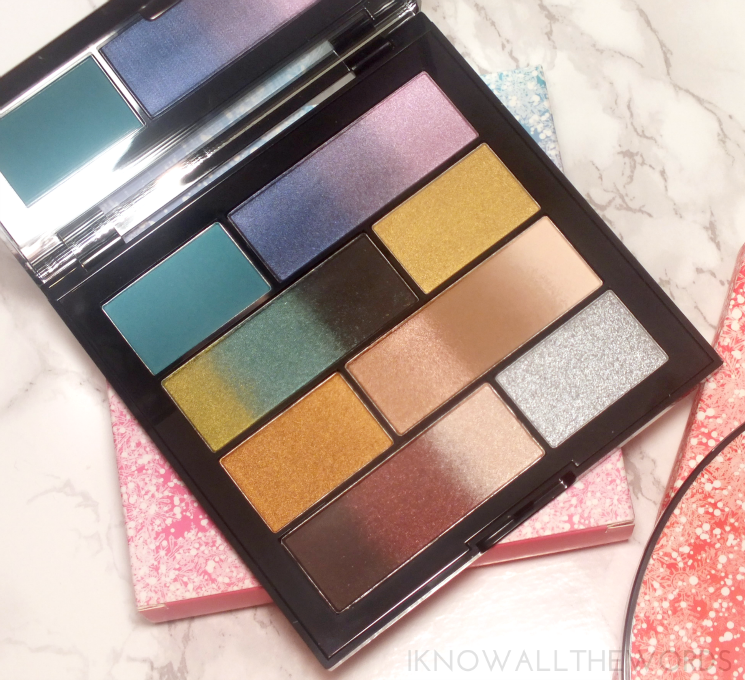 Sephora Collection Ombre Eyeshadow Palette (2)