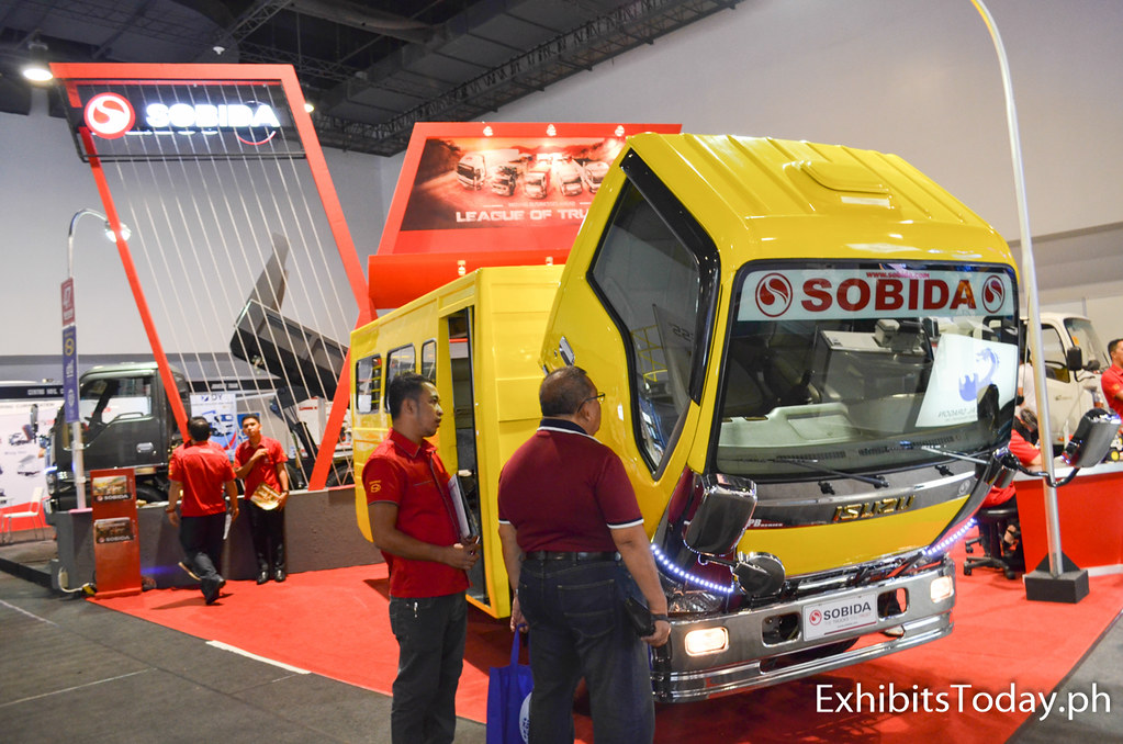 Sobida Exhibit Stand