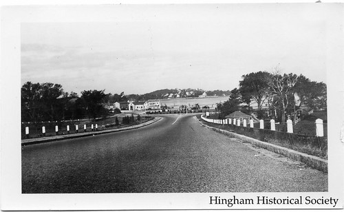 Hingham Rotary and Harbor (1941)