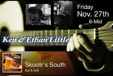 Ken & Ethan Little 11-27-15