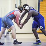 BHS Varsity Wrestling vs Cardinal Newman
