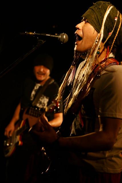 SPUTNIK KOMBINAT live at Adm, Tokyo, 18 Dec 2015. 044