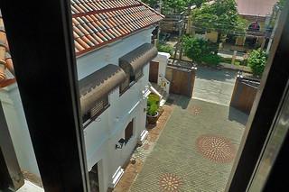 Vigan - Hotel Veneto grounds