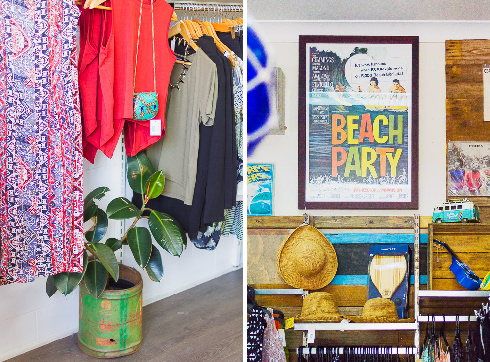 where to shop in byron bay