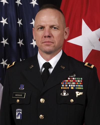 Brig. Gen. Stephen R. Hogan
