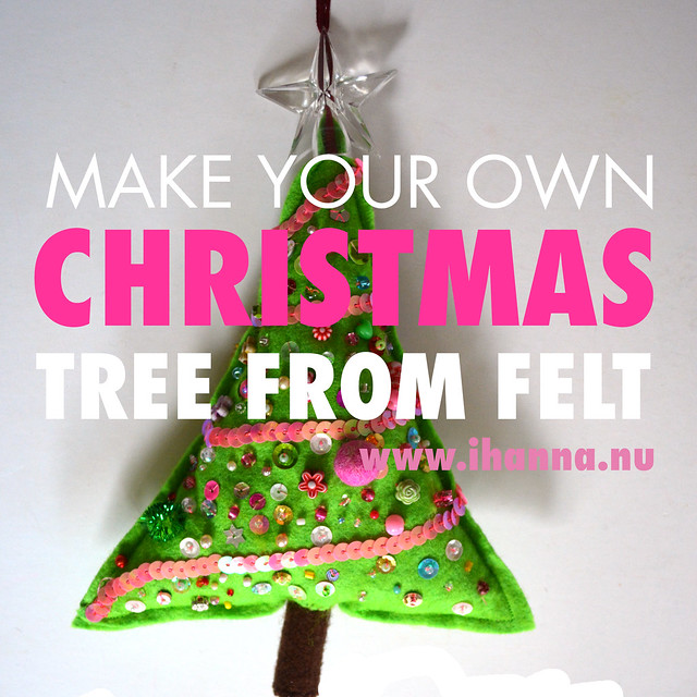 Make your Own Christmas Tree photo by iHanna