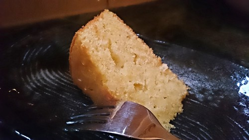 Olive Oil and Sweet Wine Cake