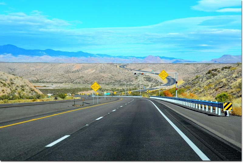 I-25HWY沿途景觀 1