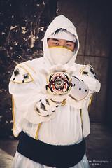 White Ninjetti Ranger