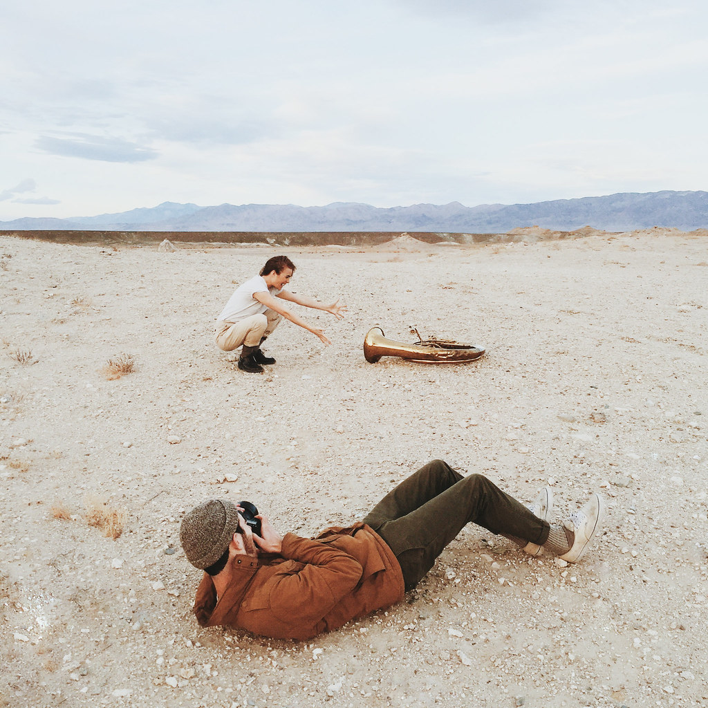 Meredith Adelaide // Ben Sasso // Behind The Scenes