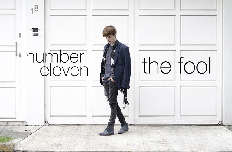 Number Eleven The Fool