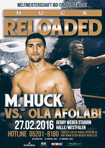 HUCK RELOADED