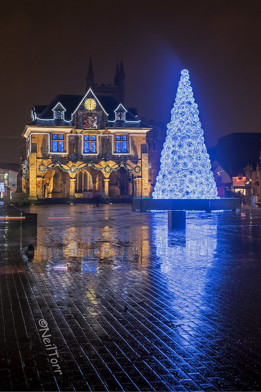 Cathedral Square Christmas 2015