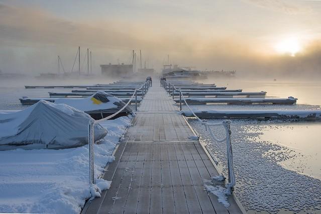 Cold Morning at North, Nikon D600, AF Zoom-Nikkor 28-105mm f/3.5-4.5D IF