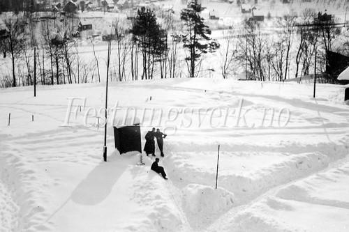 Sanvika Bærum 1940-1945 ((922)