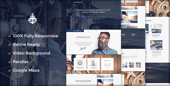 39 Themeforest HTML Template Pack
