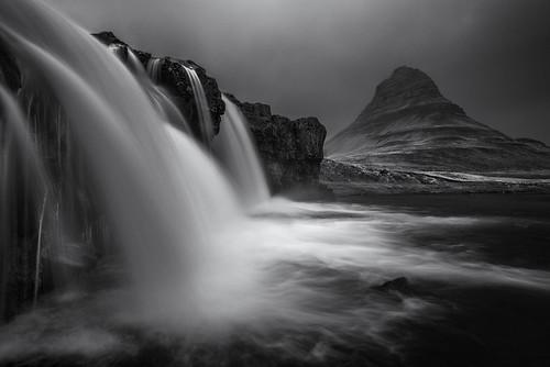 Kirkjufell Islande por EtienneR68