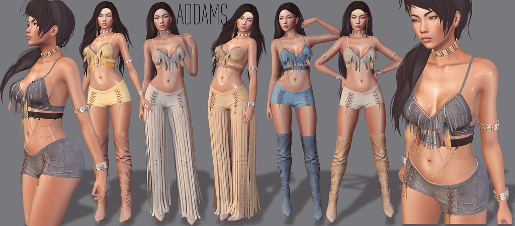 ADDAMS @ Epiphany - SecondLifeHub.com