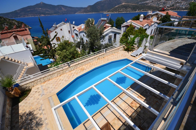 kiralık yazlık villa - 7559