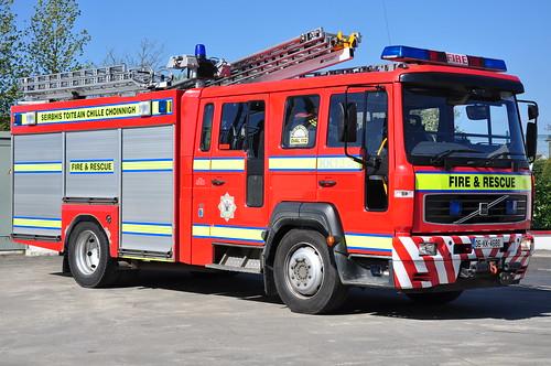 Kilkenny Fire & Rescue Service 2006 Volvo FL250 Sidhean Teo WrL 06KK4688