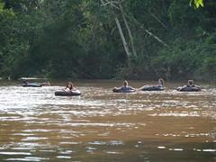 River Inner Tubing