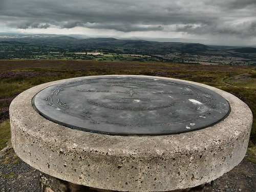 Brown Clee Hill Trig Point