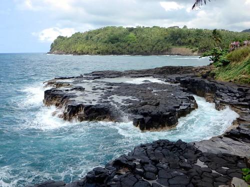 island blowhole bocadoinferno saotome sãotoméandpríncipe