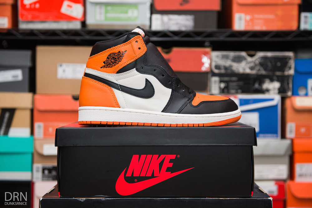 2015 Shattered Backboard I's.