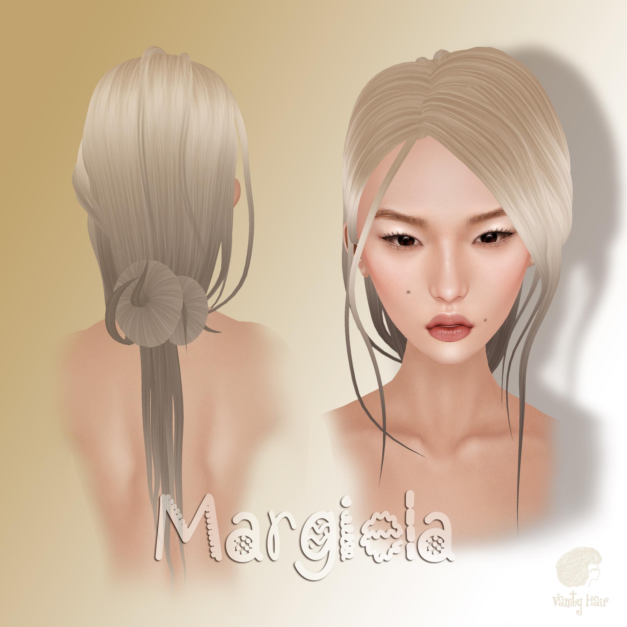 VanityHair@Margiela