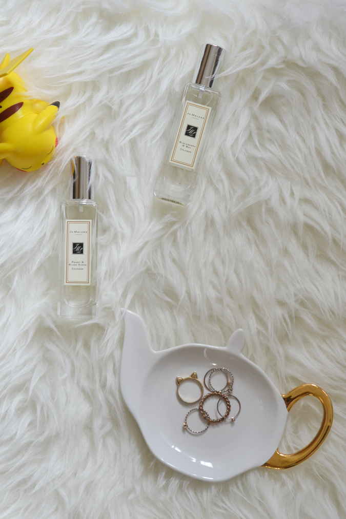 Daisybutter - Hong Kong Lifestyle and Fashion Blog: Jo Malone Blackberry and Bay Cologne review