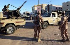 ليبيا: مقتل 7 جنود من قوات الجيش الوطني برصاص مسلحين متشددين