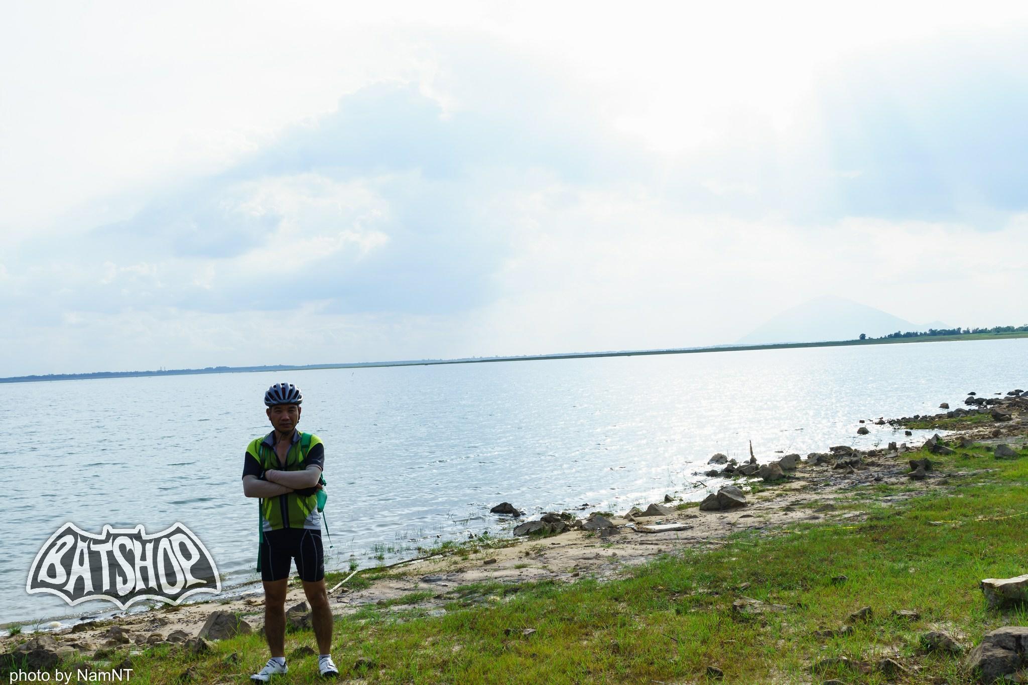 20637959312 22be74a835 k - Hồ Cần Nôm-Dầu Tiếng chuyến đạp xe, băng rừng, leo núi, tắm hồ, mần gà