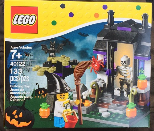 LEGO Seasonal Halloween Trick or Treat (40122)