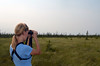 Scanning the horizon for birds. by U.S. Fish and Wildlife Service - Midwest Region