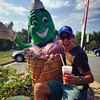 Bury me somewhere near Pickle Bob's Soft Serve when it's all over.  #summer
