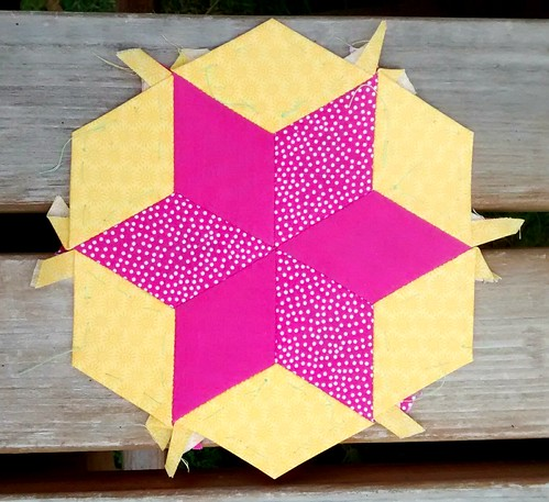 Hexagon star number 17