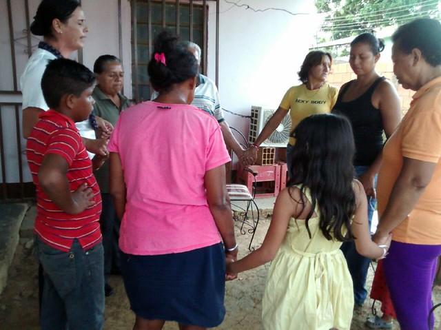Casas de Oración: Estado Guárico, 13-09-15