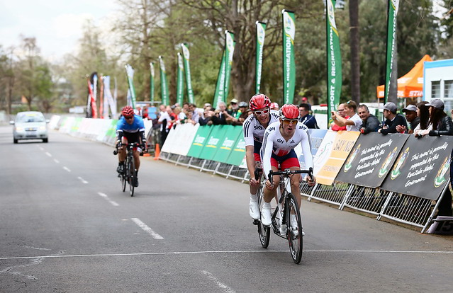 Great Britain Cycling Team at the UCI Para-cycling Road World Cup - Pietermaritzburg - Day three