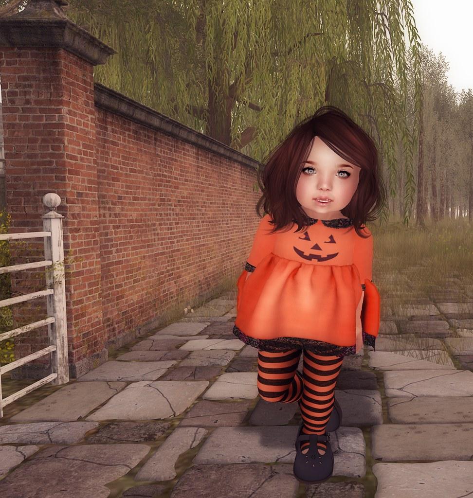 Pumpkin Cutie!