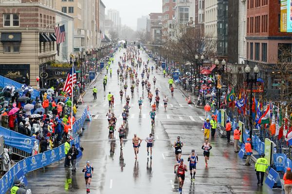 Continúa el registro para el Maratón de Boston 2016