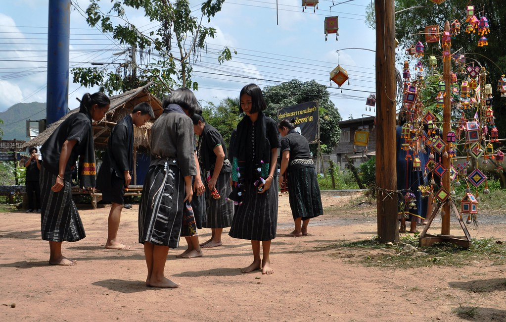 Learning to Dance with the Tai Dam People at the Tai Dam Village - #TBEX Blogger Preview Trip, Loei Region of Thailand, March 23 - 25, 2015